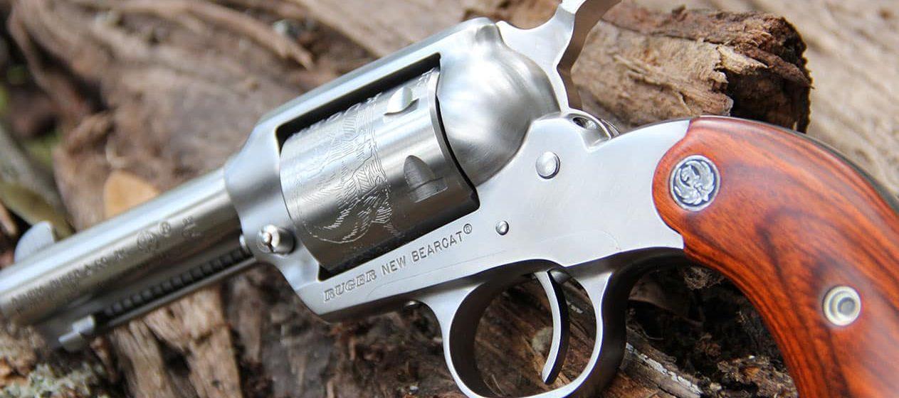 Lipsey's Guns - Ruger Bearcat Shopkeeper In 22LR