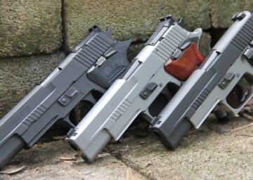 SIG P220 10mm Left Fron Facing