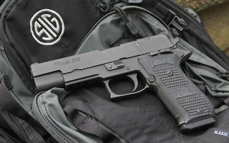 SIG Sauer P220 10mm Black