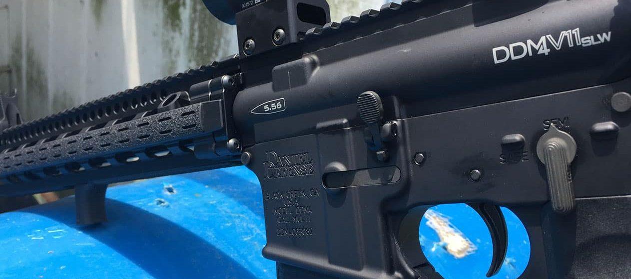 Lipsey's Guns - Daniel Defense V11 SLW AR15 Rifle
