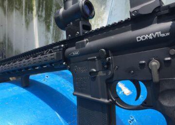 Daniel Defense DDM4 SLW V11 Featured