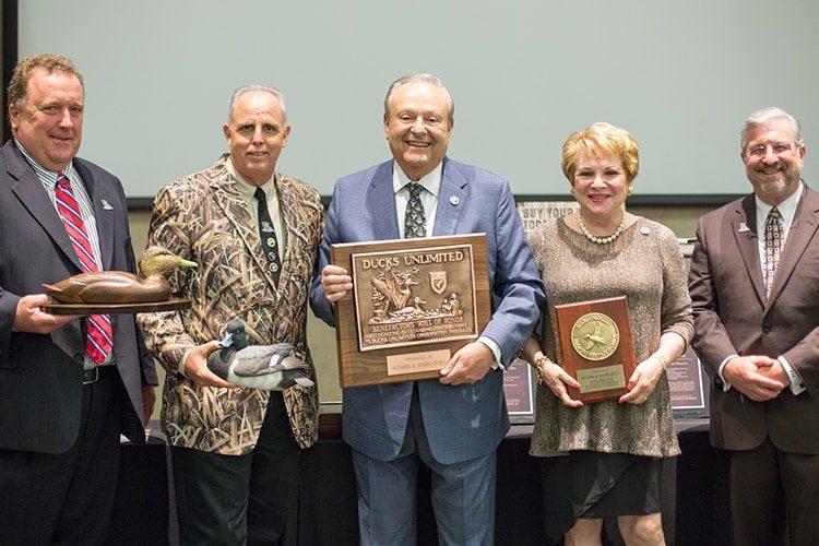 Richard Lipsey Ducks Unlimited Award