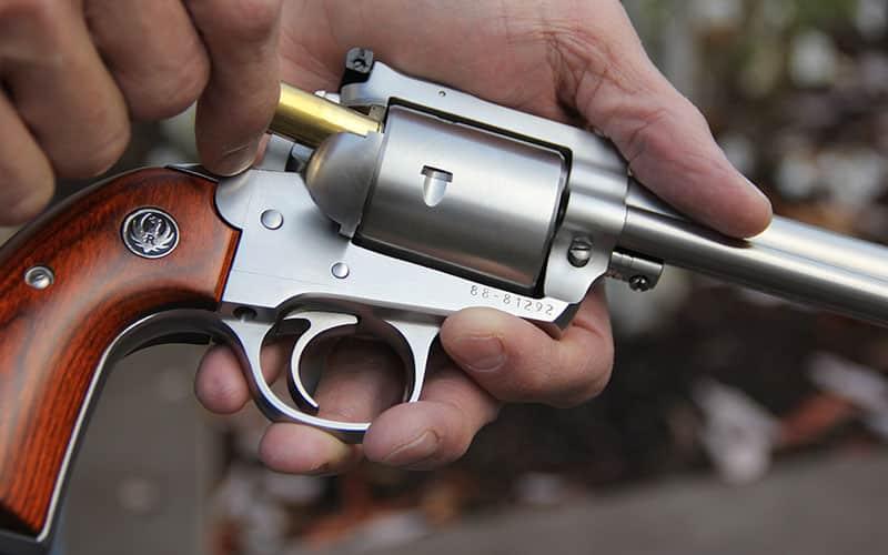 480 Ruger Revolver Loading