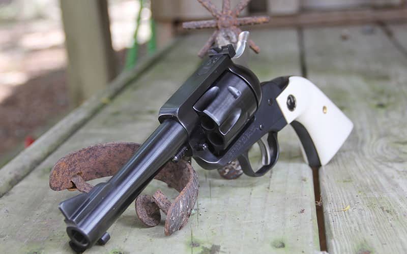 Ruger 45 Colt Flattop with Spur