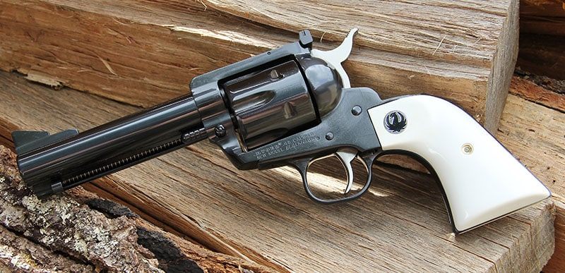 Ruger New Model Blackhawk Left