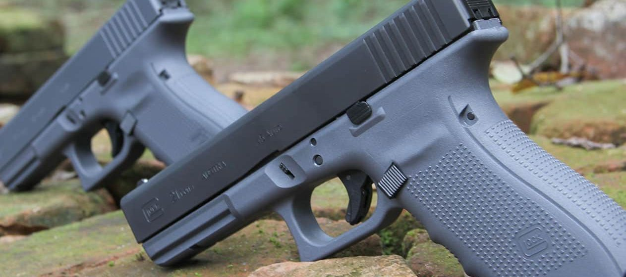 Lipsey's Guns - Full And Two-Tone Grey GLOCK Review