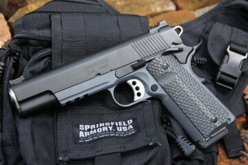 Springfield Operator 1911 Featured