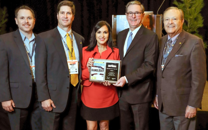 SHOT Business Group Award