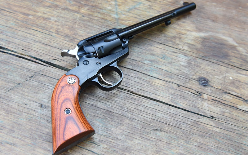 Lipsey's Guns - Ruger Bearcat In Stainless And Blue