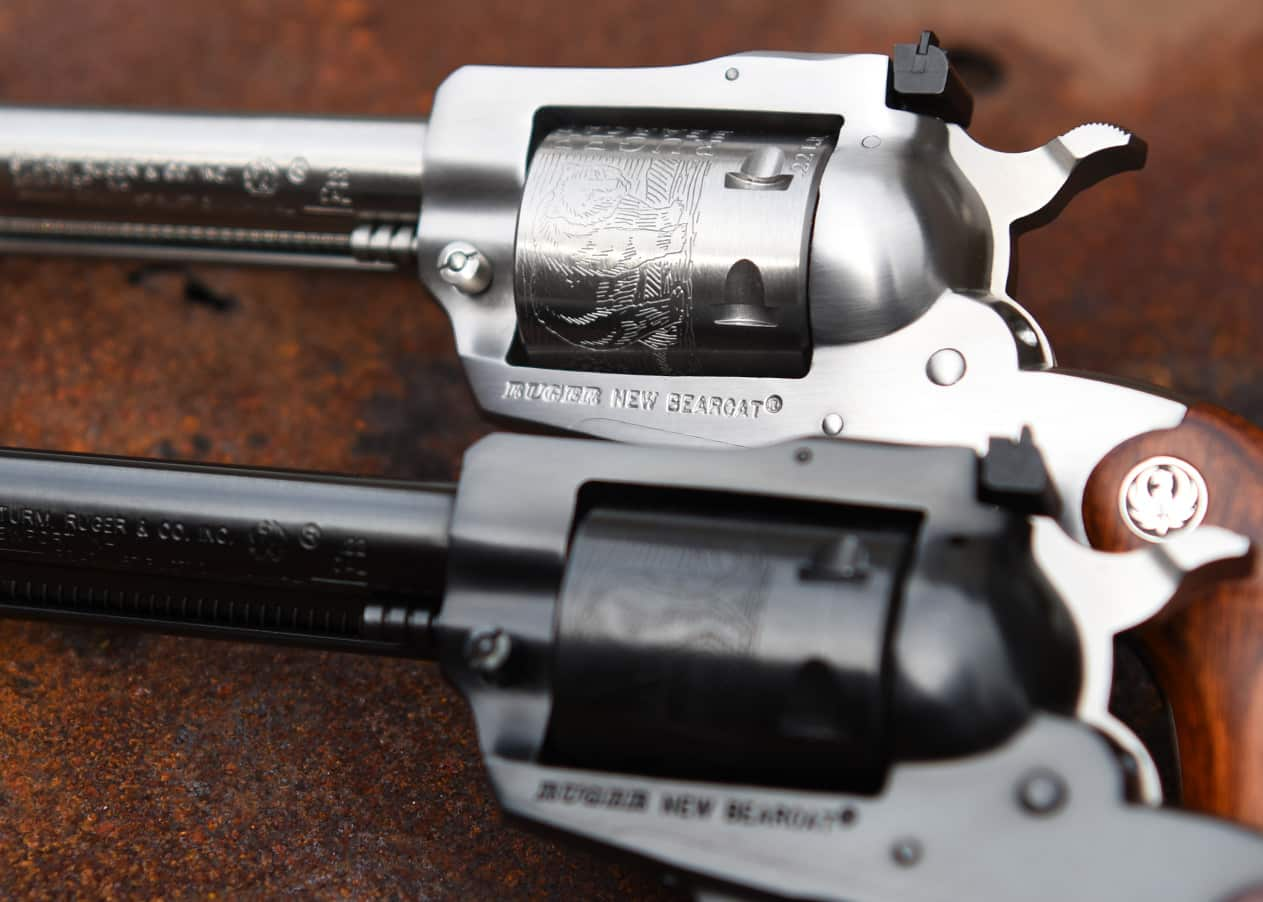 Lipsey's Guns Press - Lipsey's Launches Ruger Bearcat Blue