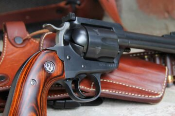 Ruger 44 Special Blue Featured