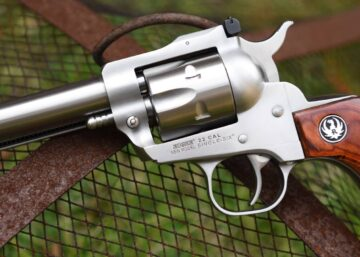 Ruger Single Six Closeup