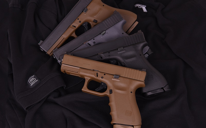 Vickers GLOCK Full Flat Dark Earth