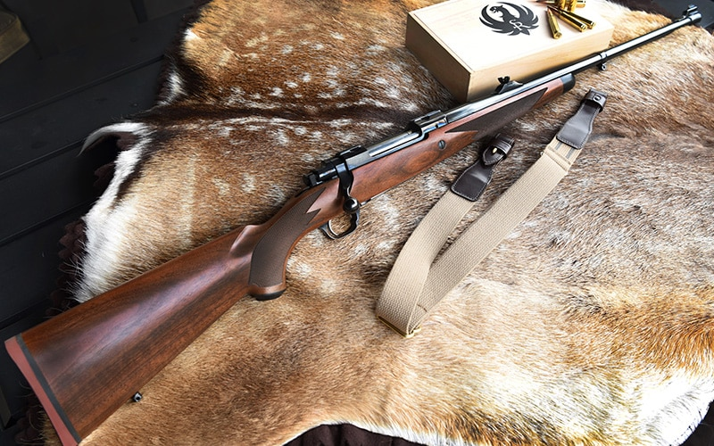 M77 African 275 Rigby
