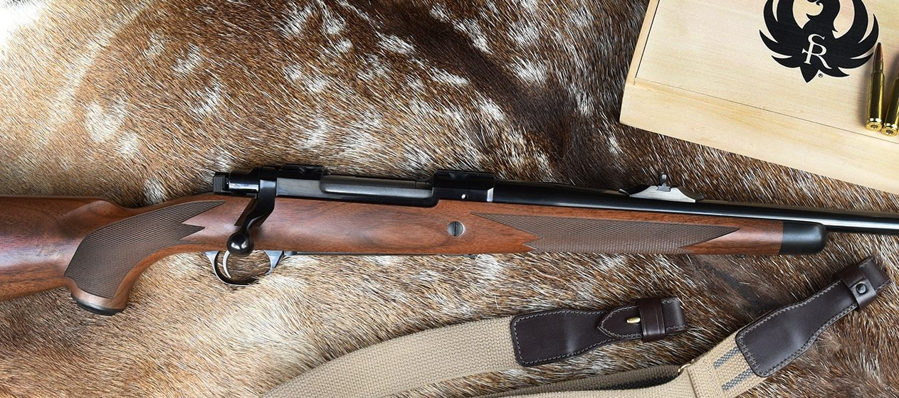 Lipsey's Guns - Ruger M77 African Chambered In 275 Rigby