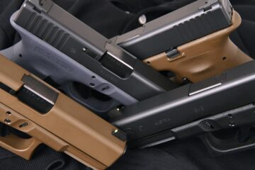 Vickers Tactical Four GLOCK's