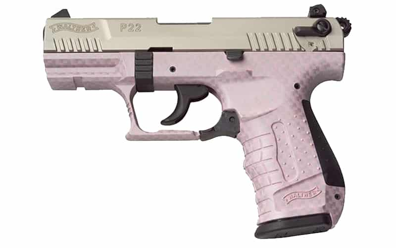 Walther Arms P22Q Pink