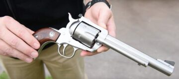 Ruger Blackhawk 10mm