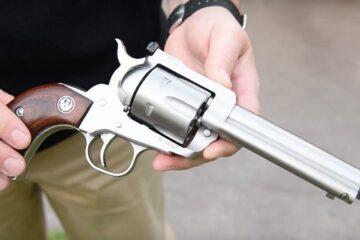 Ruger Blackhawk 10mm