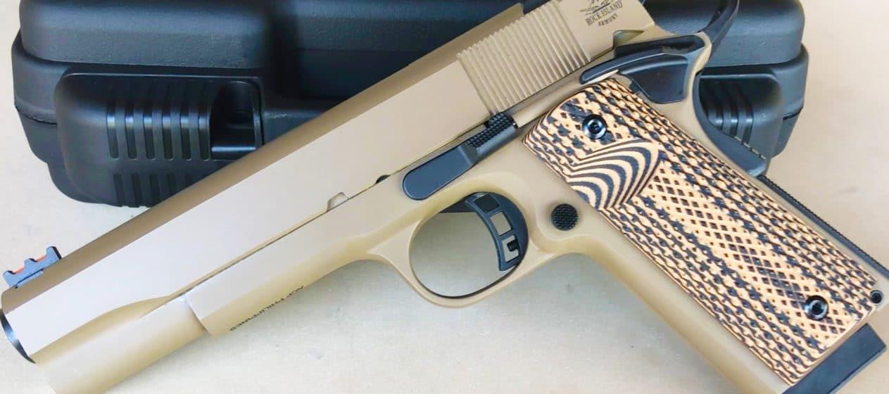 Lipsey's Guns: Rock Island Armory Ultra FS 10mm 1911 Pistols
