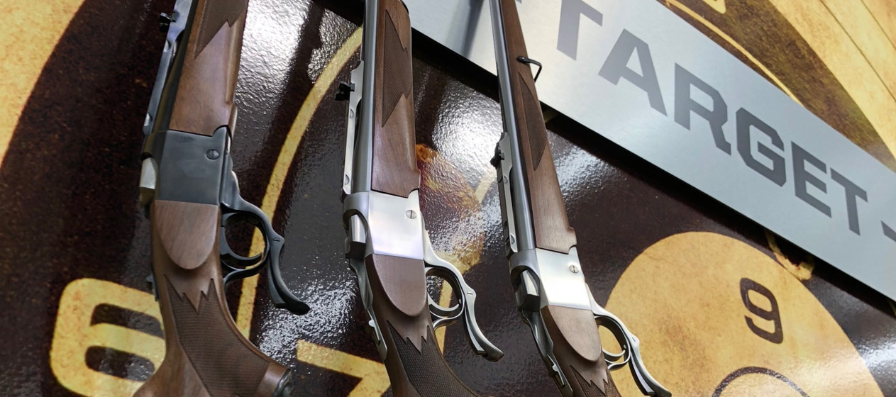 Lipsey's Guns - Ruger No 1 Rifle In Three Unique Configurations