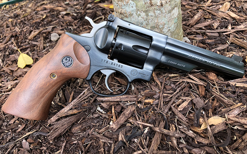 Ruger GP100 10MM
