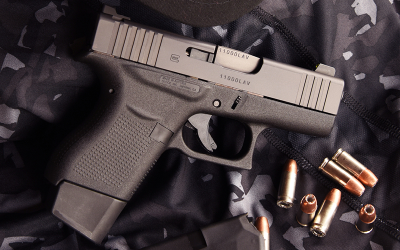 Lipsey's Guns - Lipsey's Exclusive Vickers Tactical GLOCK 43